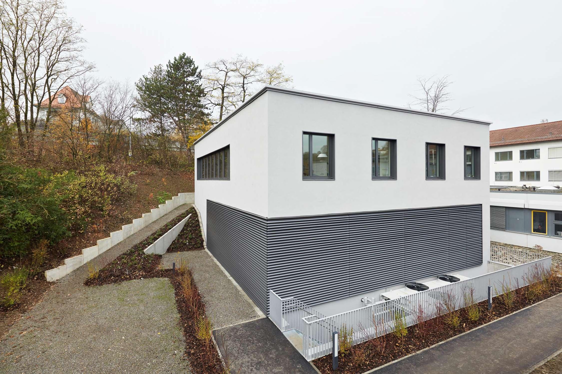 Laborgebäude für präklinische Bildgebung der Werner Siemens-Stiftung (14)