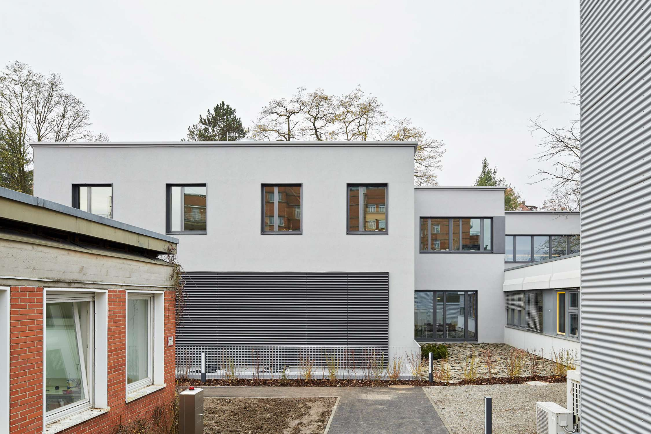 Laborgebäude für präklinische Bildgebung der Werner Siemens-Stiftung (15)