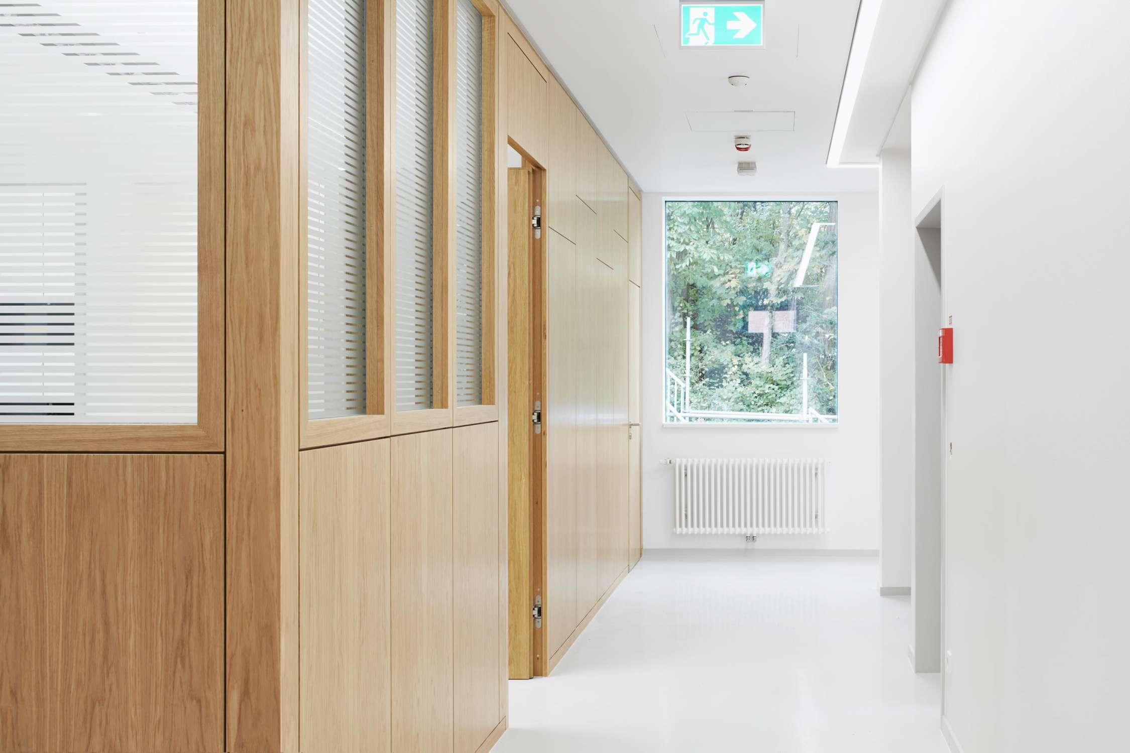 Laborgebäude für präklinische Bildgebung der Werner Siemens-Stiftung (3)