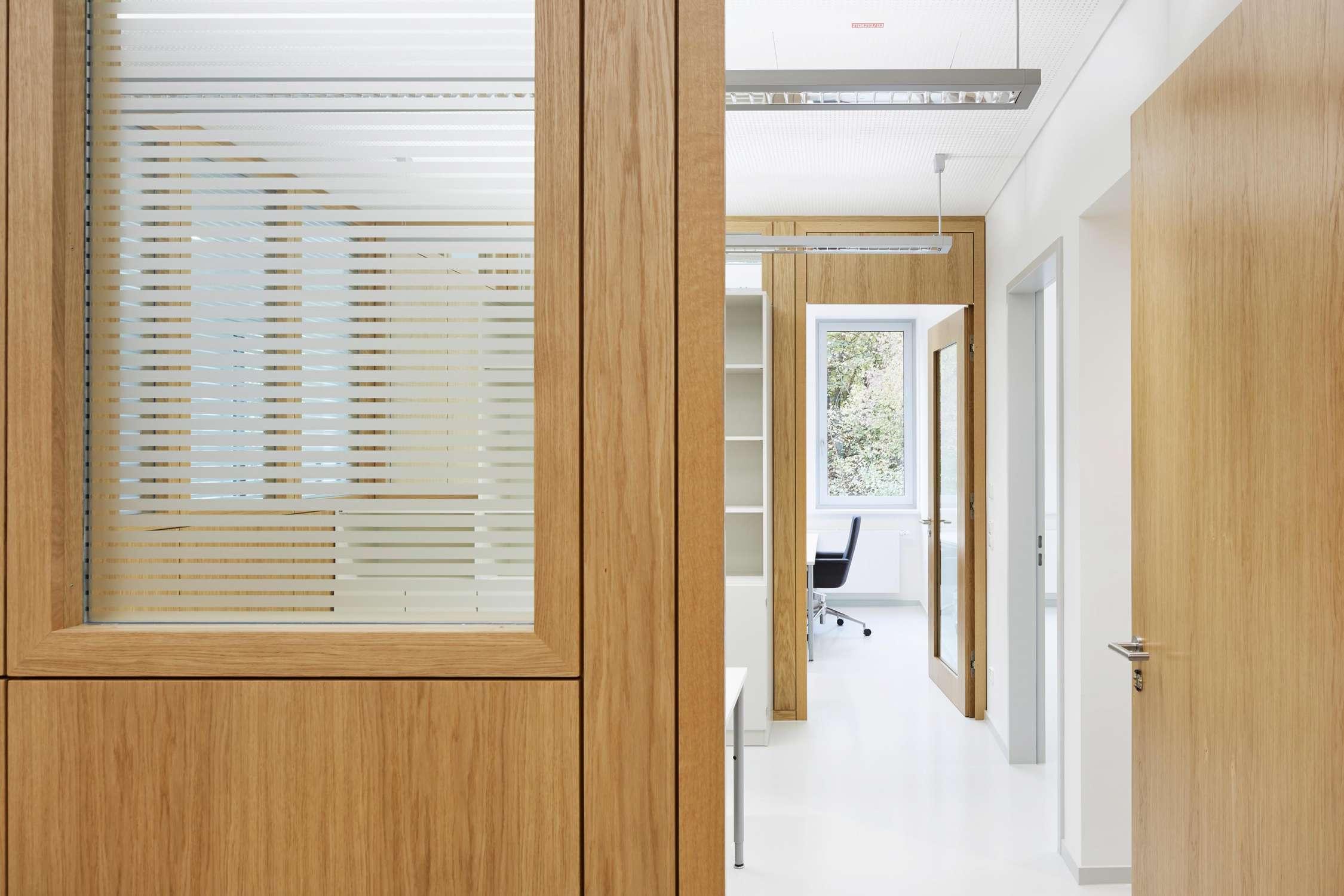 Laborgebäude für präklinische Bildgebung der Werner Siemens-Stiftung (4)