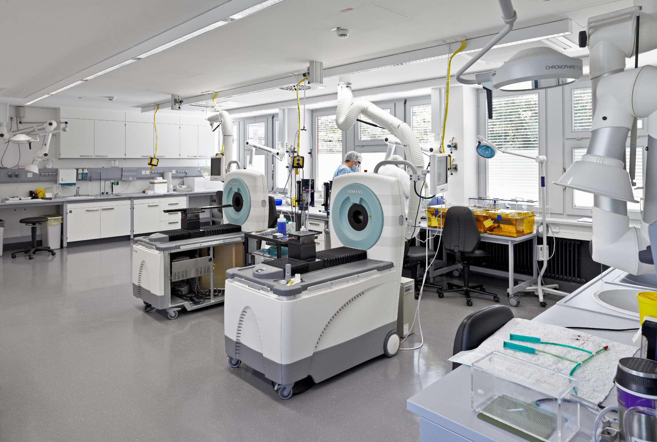 Forschungslabor präklinische Bildgebung (2)