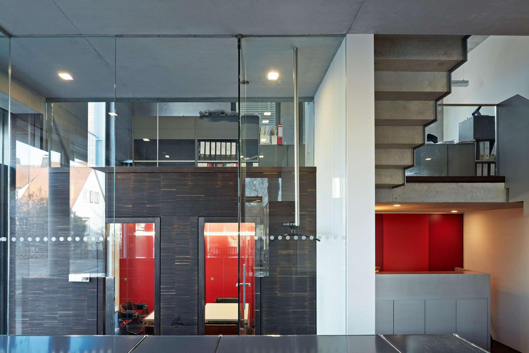 Ausbau Architekturbüro (2)