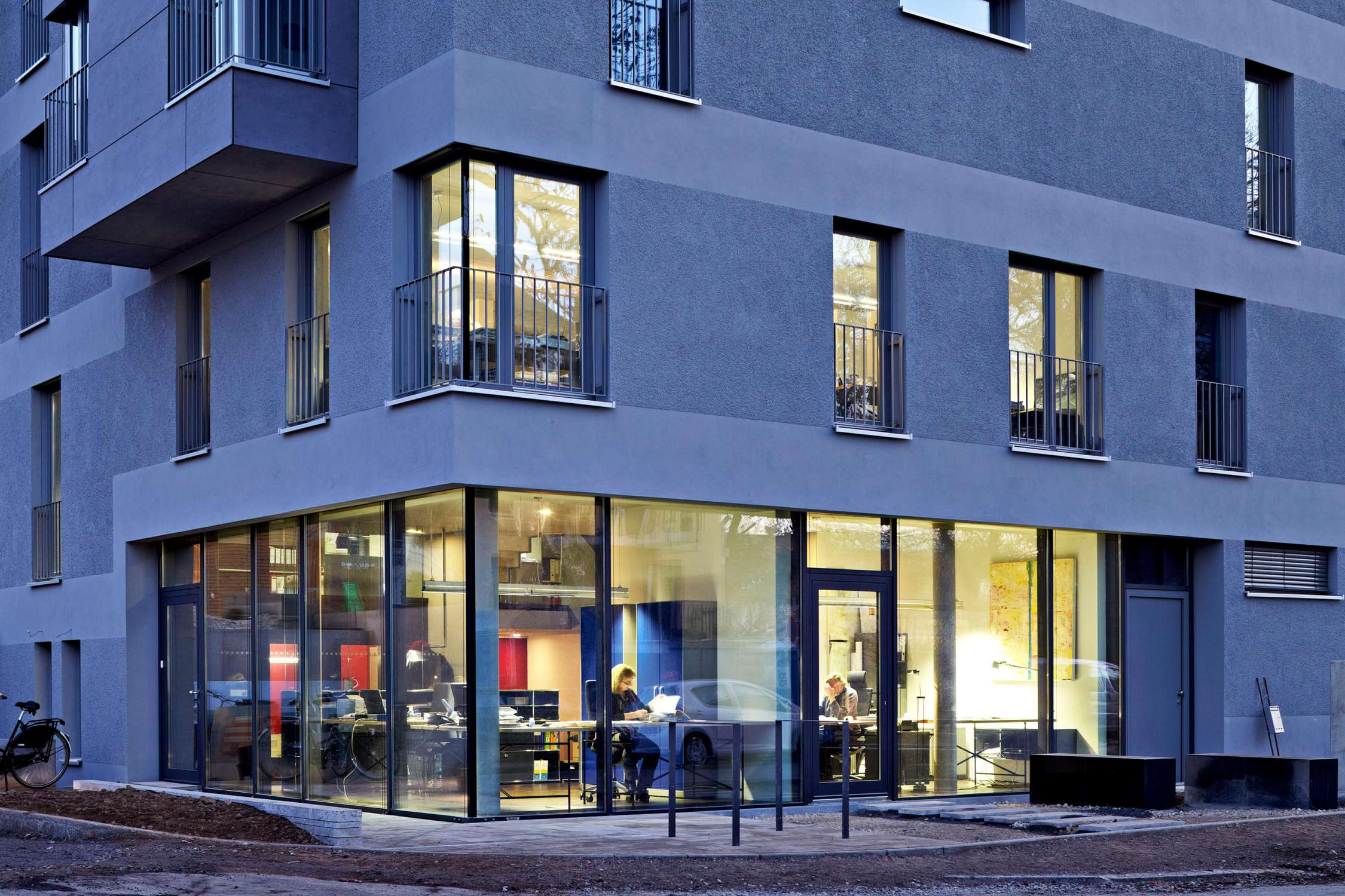 Ausbau Architekturbüro (12)