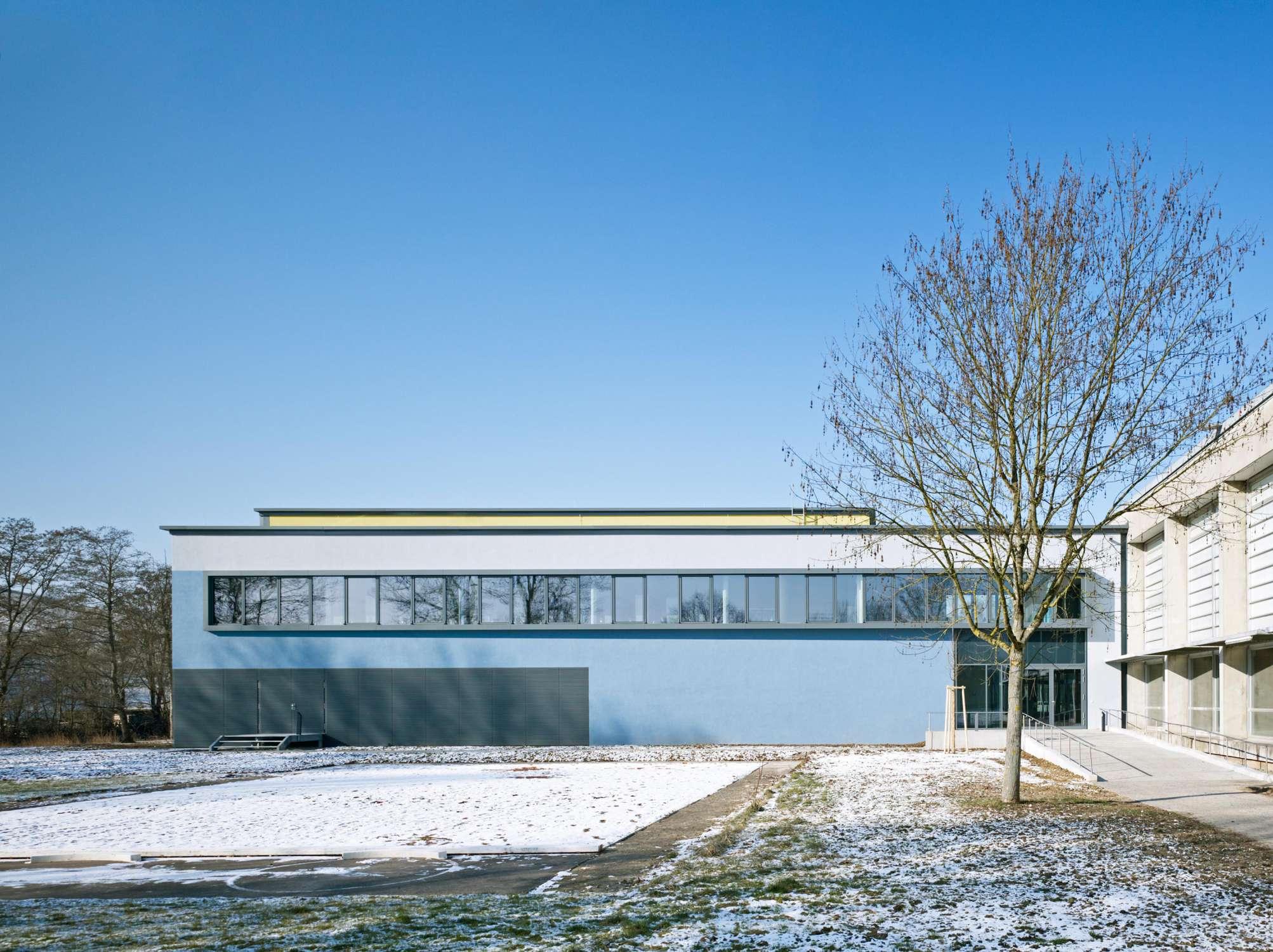 Institutsbibliothek für Sportwissenschaften (2)