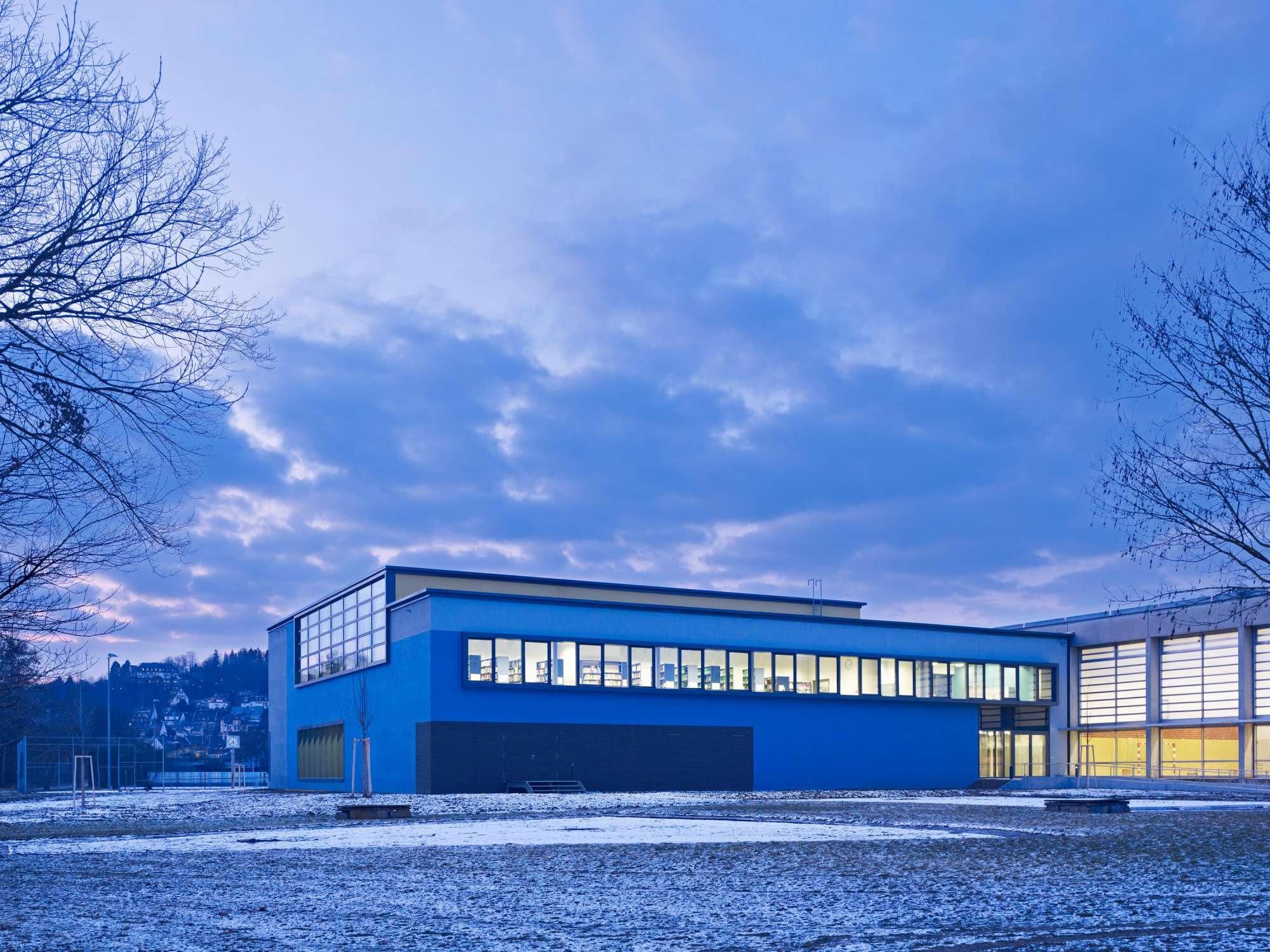 Institutsbibliothek für Sportwissenschaften (7)