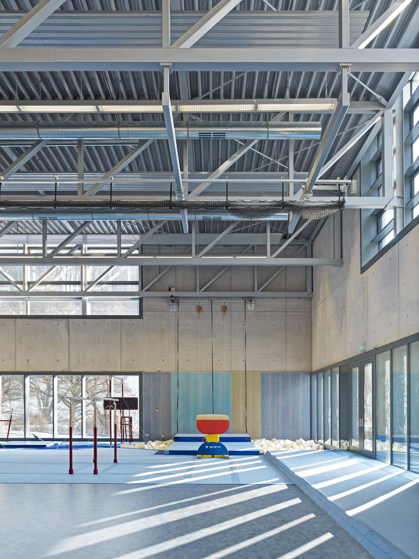 Universitätsturnhalle für Kunstturnen (9)