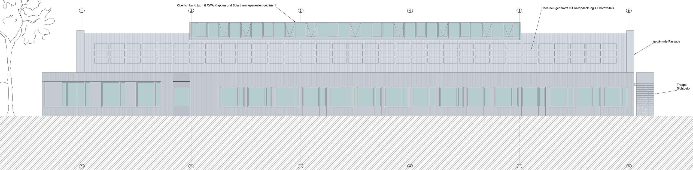 CO2-neutrales Werkstattgebäude und Betriebshof (1)