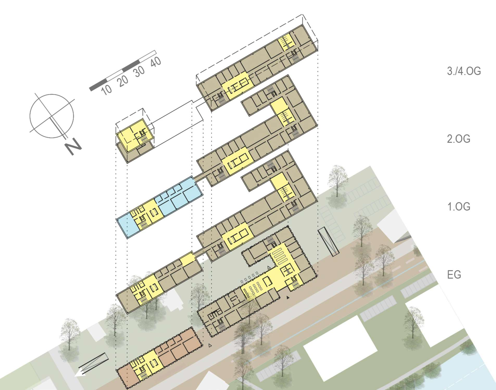 Städtebauliche Entwicklung Campus Reinhold-Würth-Hochschule (5)