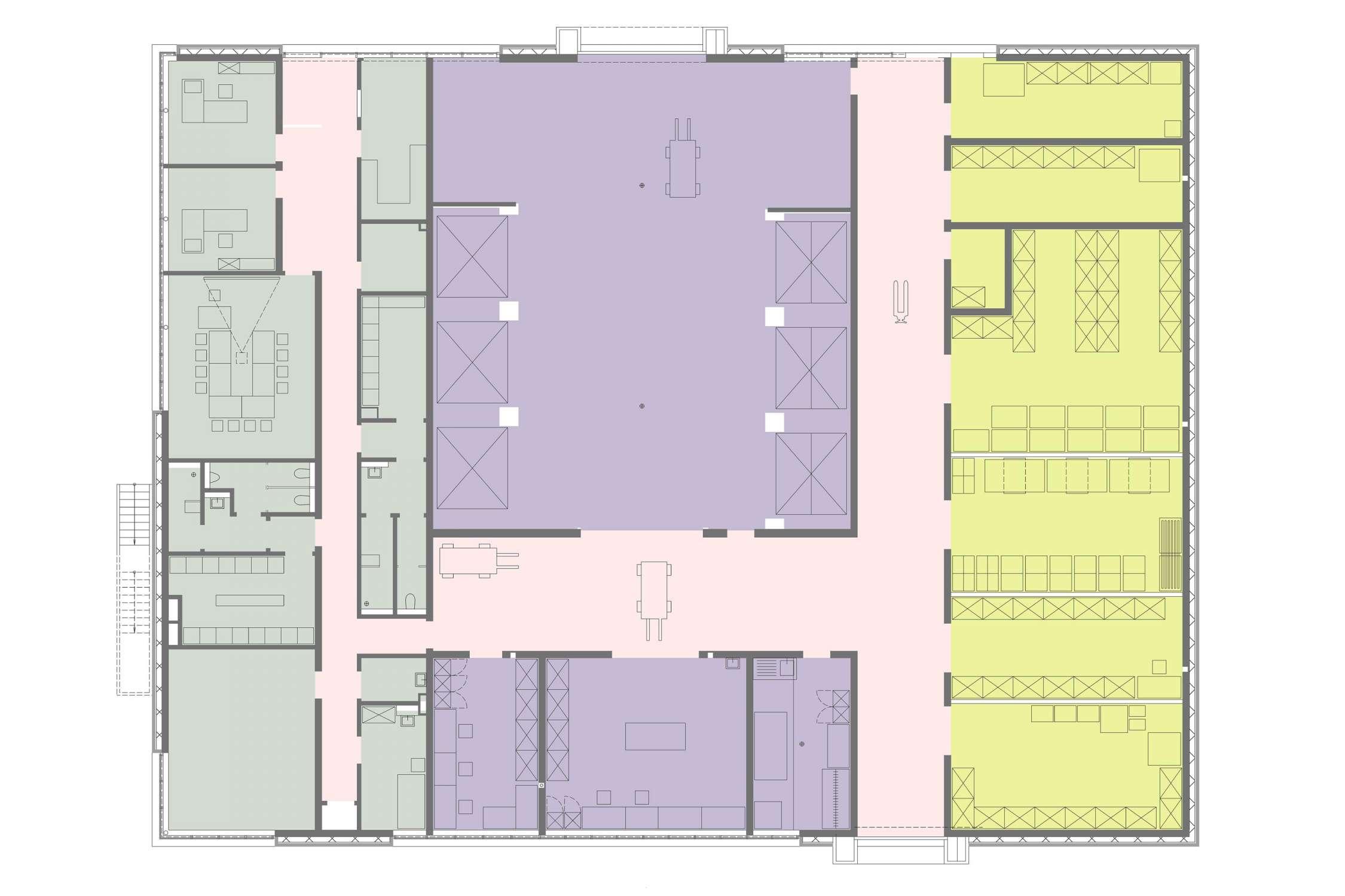 Flugplatz Laupheim, Neubau Lagergebäude (4)