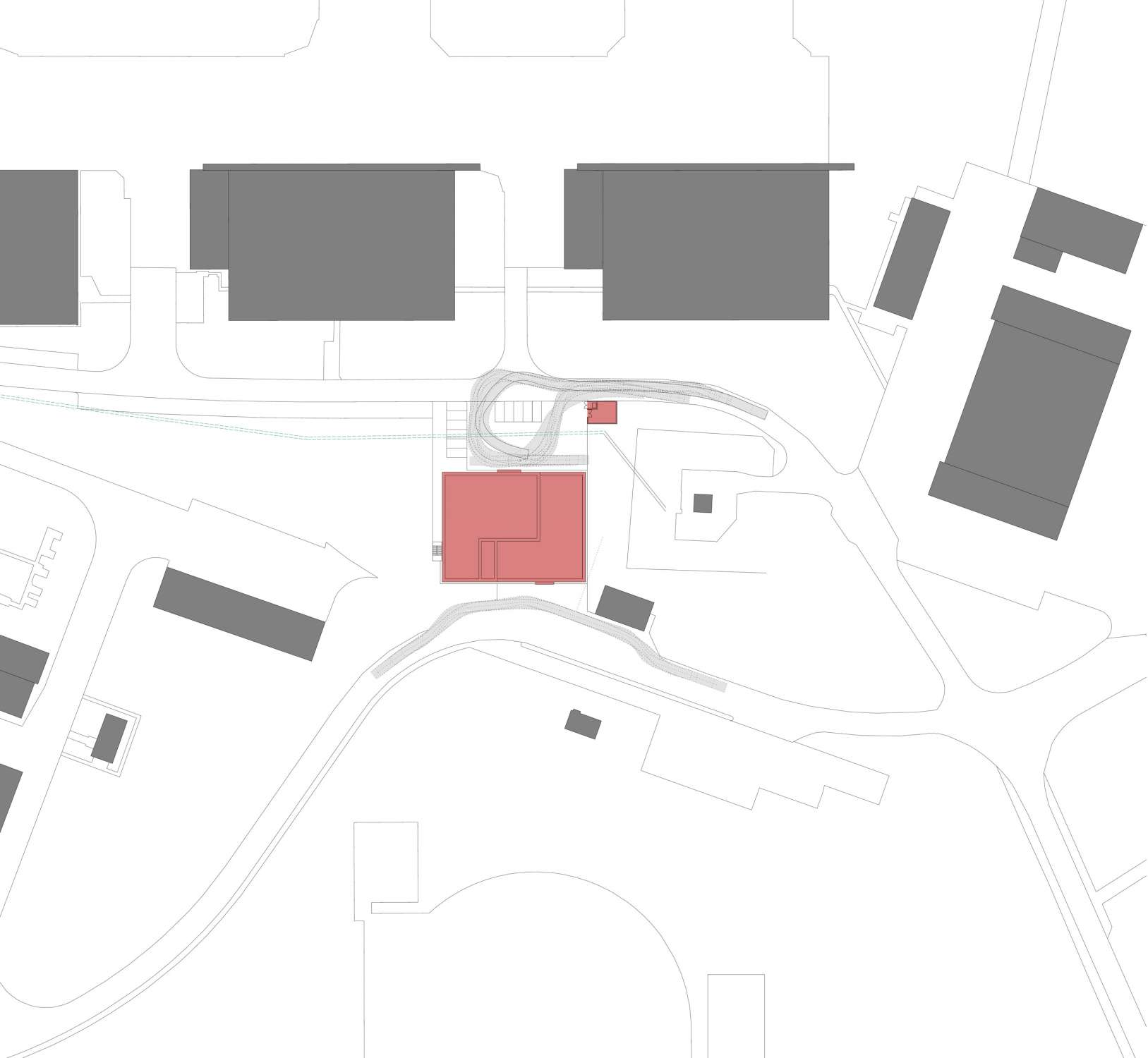 Flugplatz Laupheim, Neubau Lagergebäude (5)