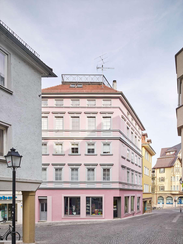 Sanierung Wohn- und Geschäftshaus Hafengasse 11