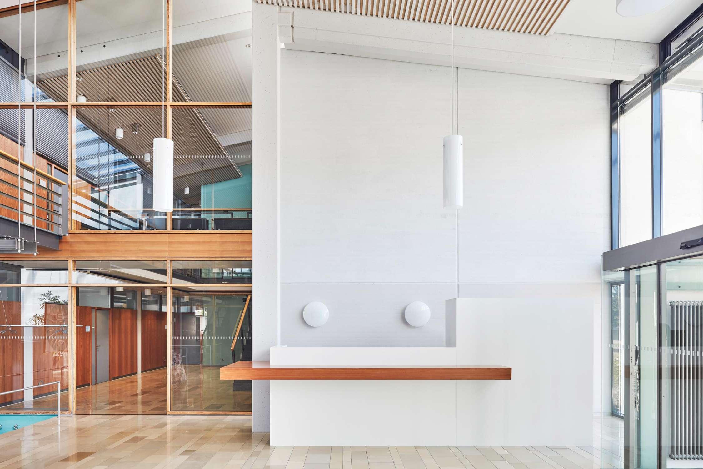 Umbau und Sanierung Büroflächen (1)