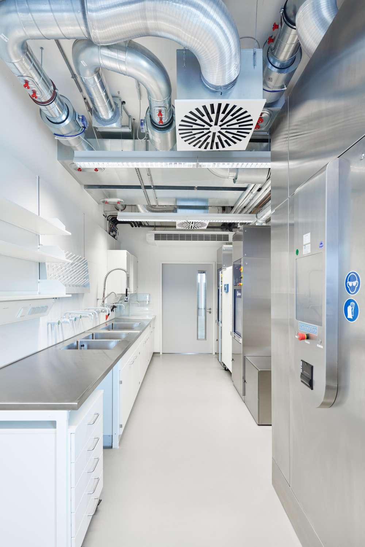 Laborflächen für die Mikrobiomforschung (9)