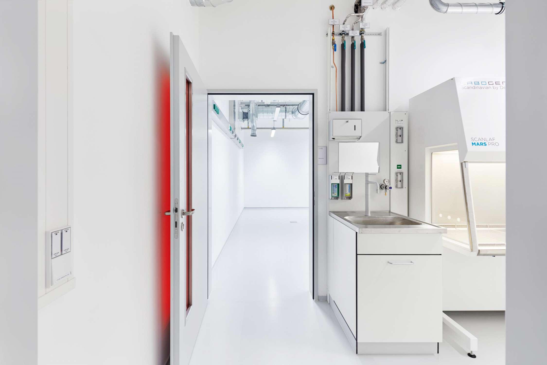 Laborflächen für die Mikrobiomforschung (8)