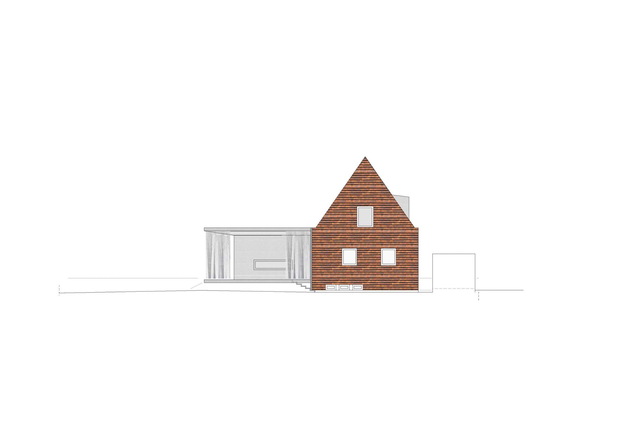 Anbau und Sanierung WohnhausA (5)
