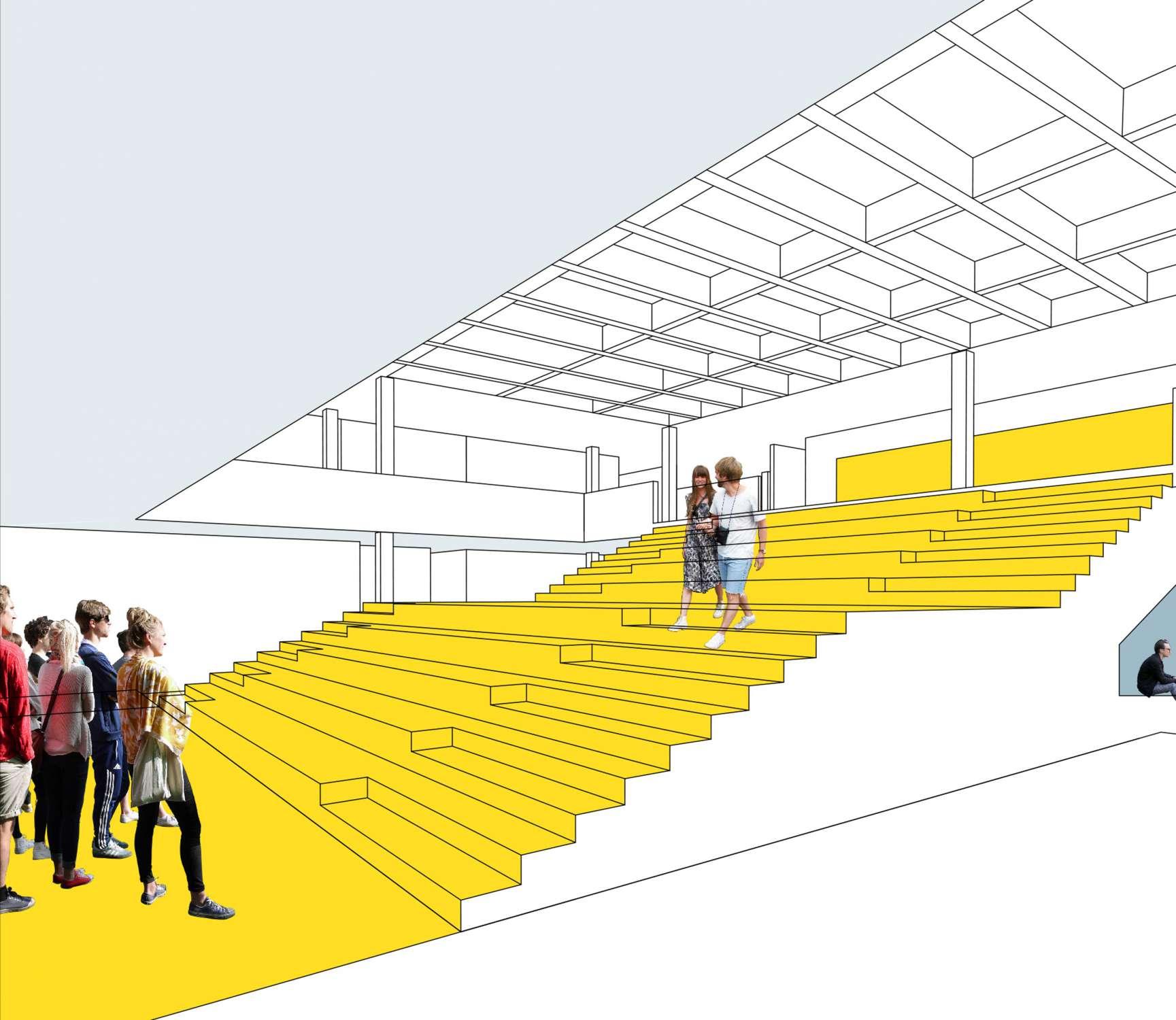 Sanierung und Erweiterung Eichendorff Schulverbund (6)