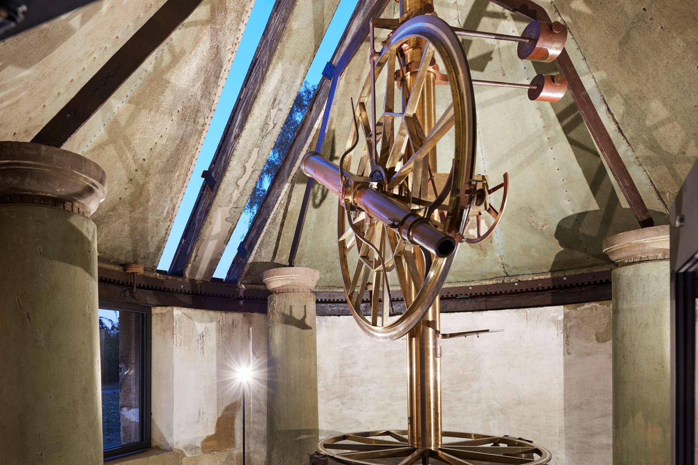 Johann Gottlieb Friedrich Bohnenberger Observatorium, Schloss Hohentübingen (9)