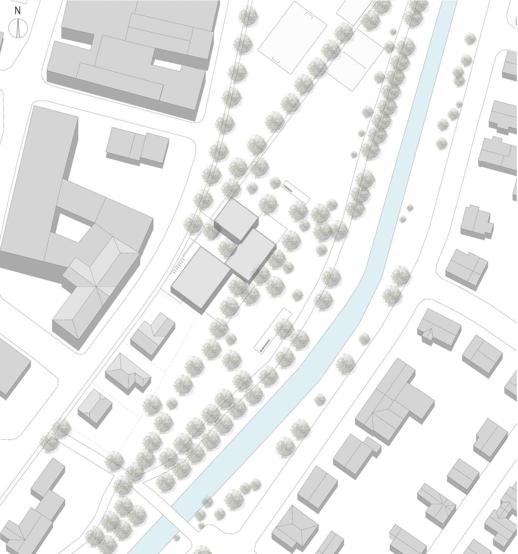 Neubau Jugendhaus, Projektskizze (3)