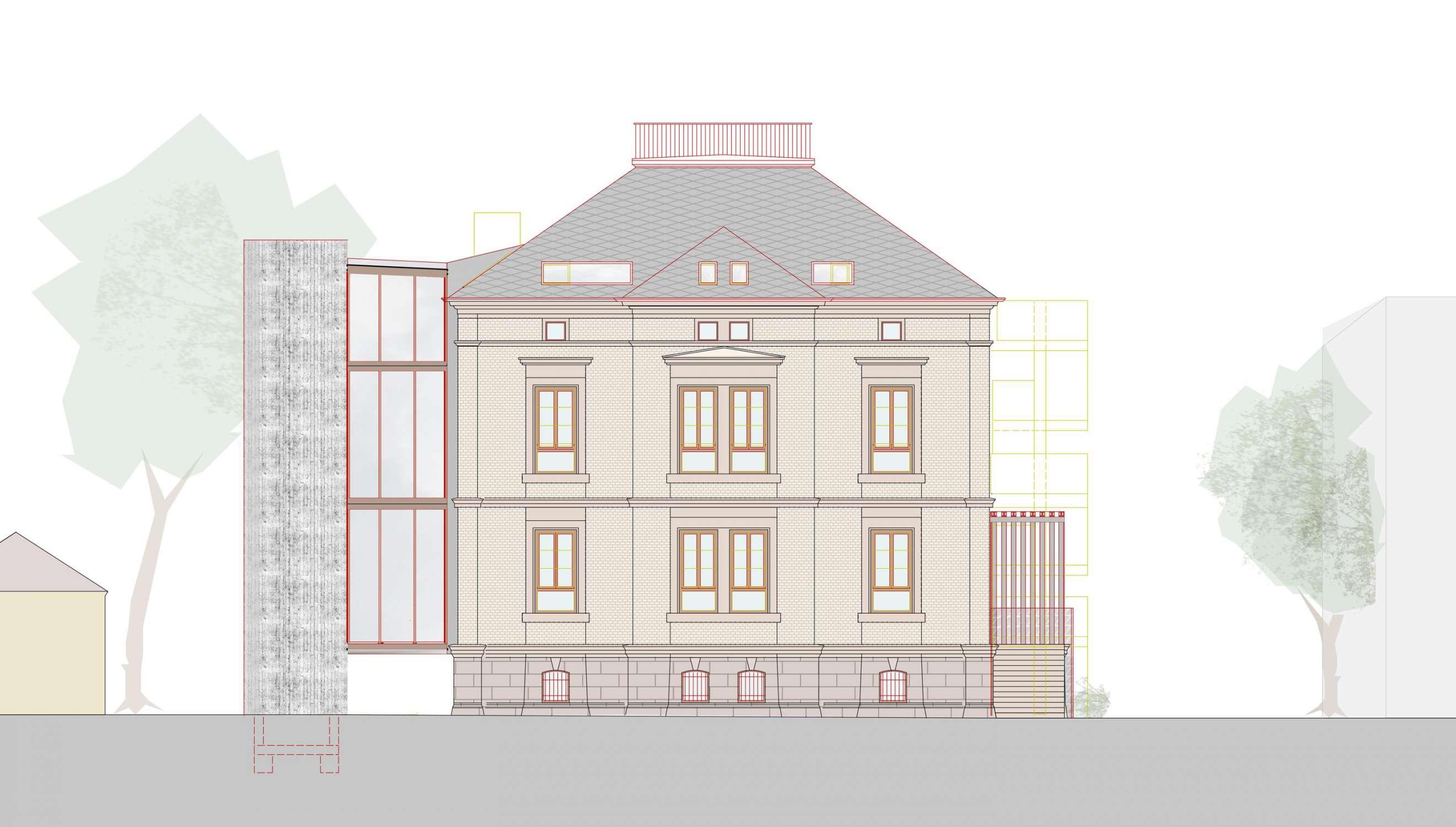 Sanierung und Umbau Kinderhaus Planie (1)
