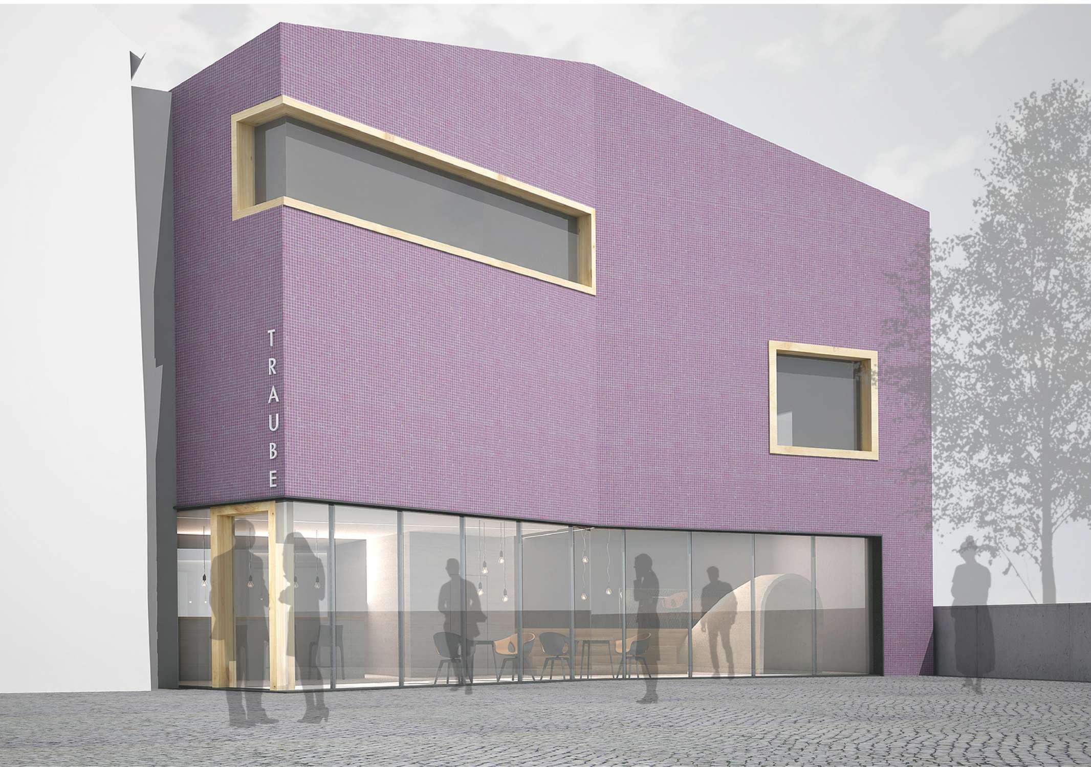 Gaststätte und Museum Traube, denkmalpflegerische Modernisierung, Umbau und Anbau (3)