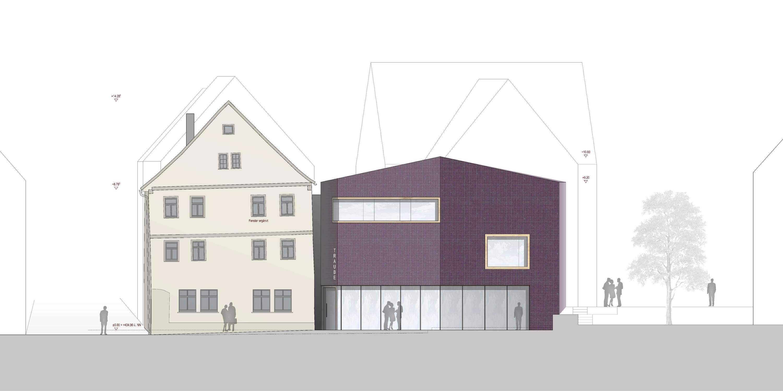 Gaststätte und Museum Traube, denkmalpflegerische Modernisierung, Umbau und Anbau (7)