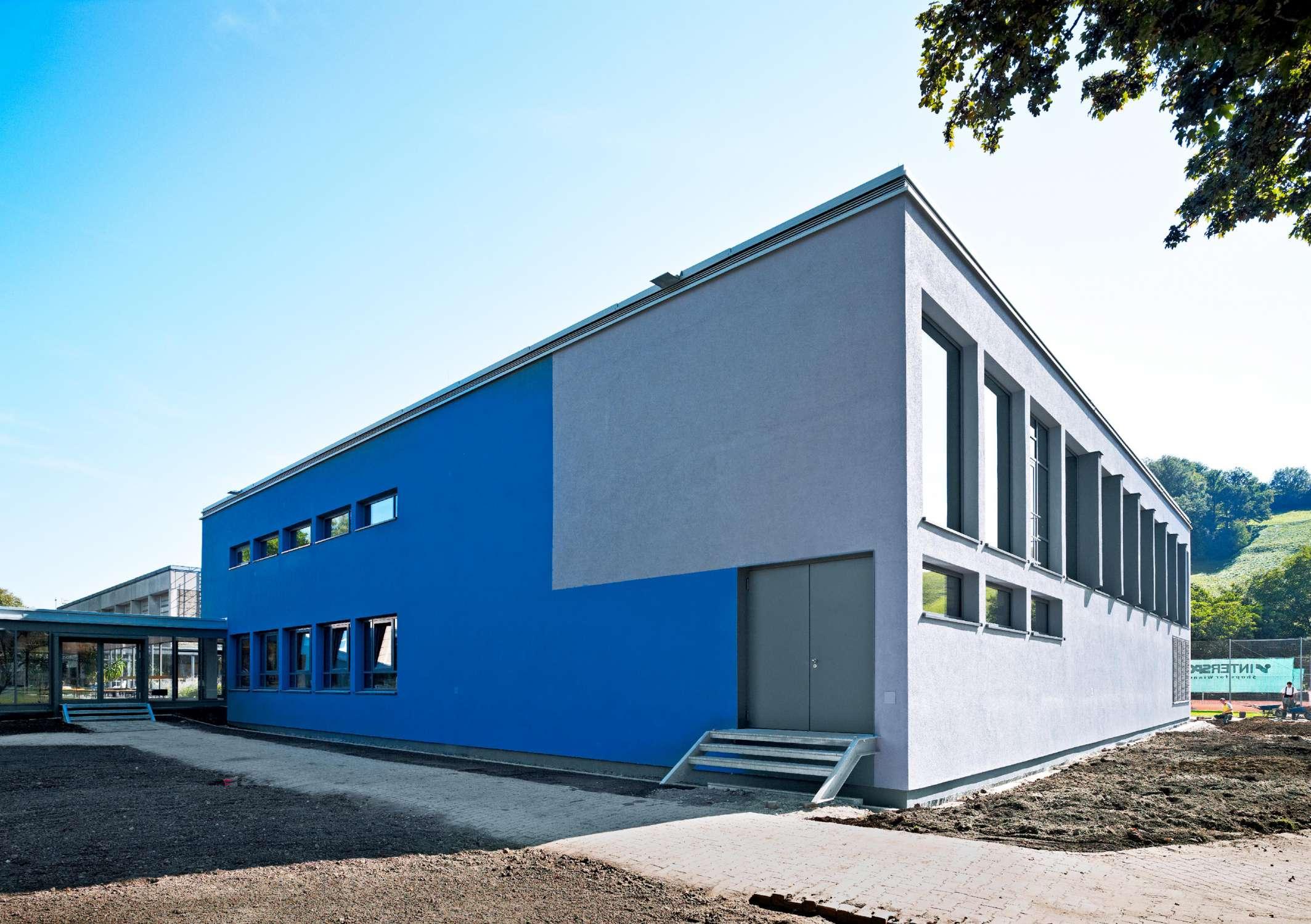 Sanierung Gymnastikhalle und Büros Sportinstitut (1)