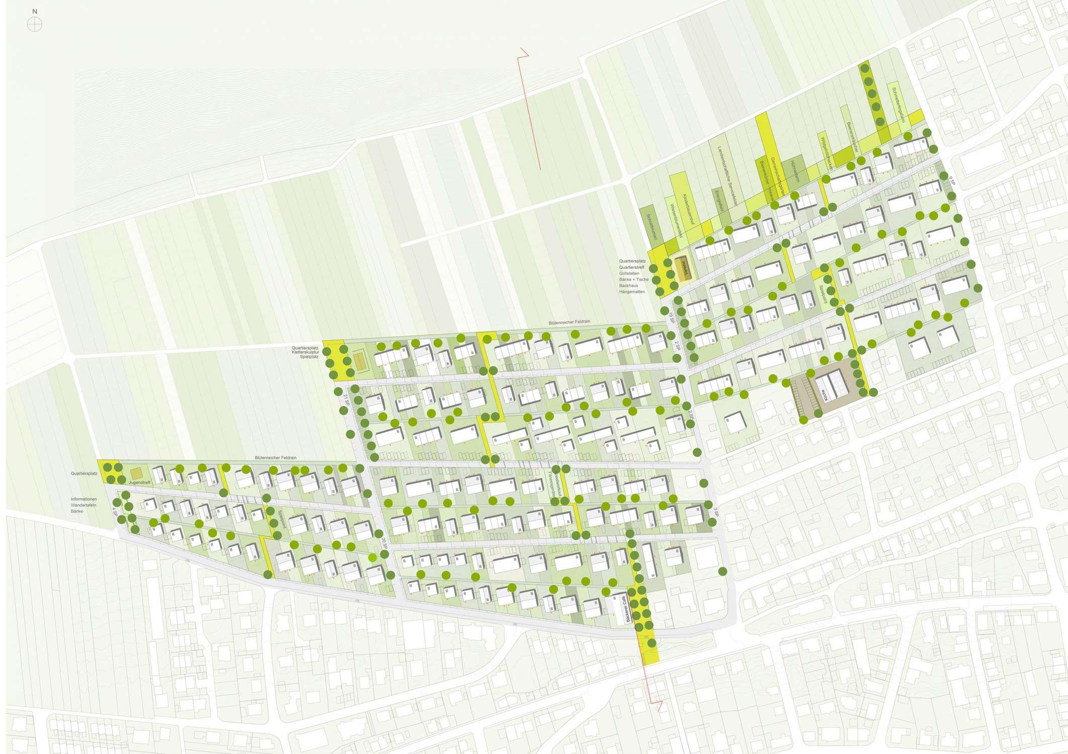 Wohnsiedlung Bäumlesweg (2)