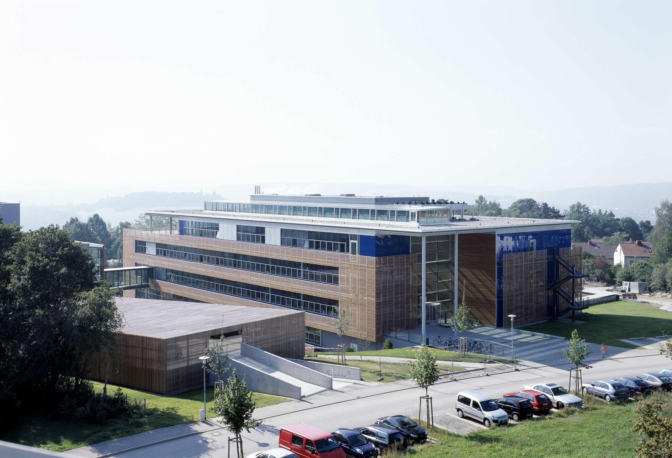 Institut für Entwicklungsbiologie (1)