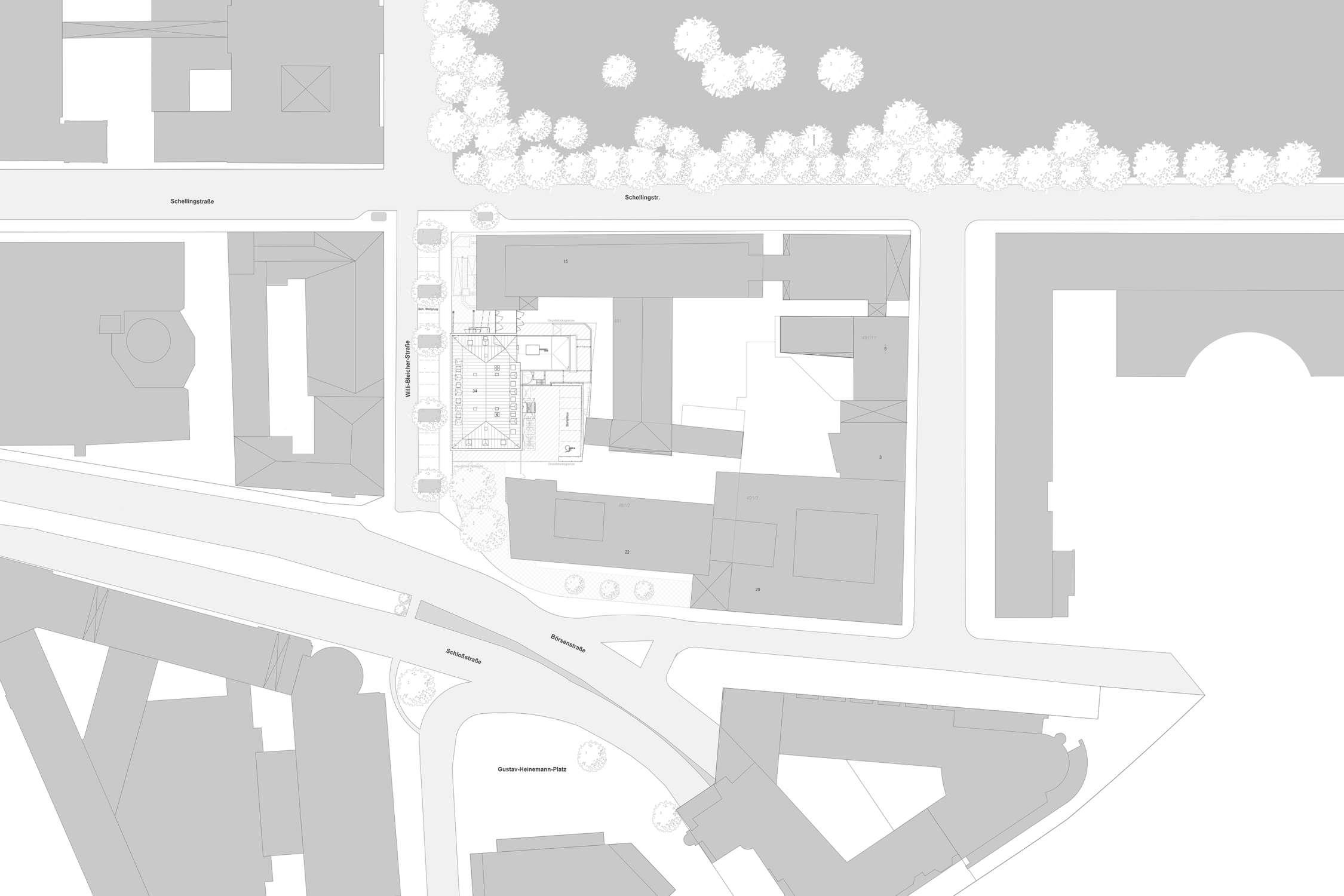Umbau und denkmalpflegerische Sanierung Württembergischer Kreditverein (1)