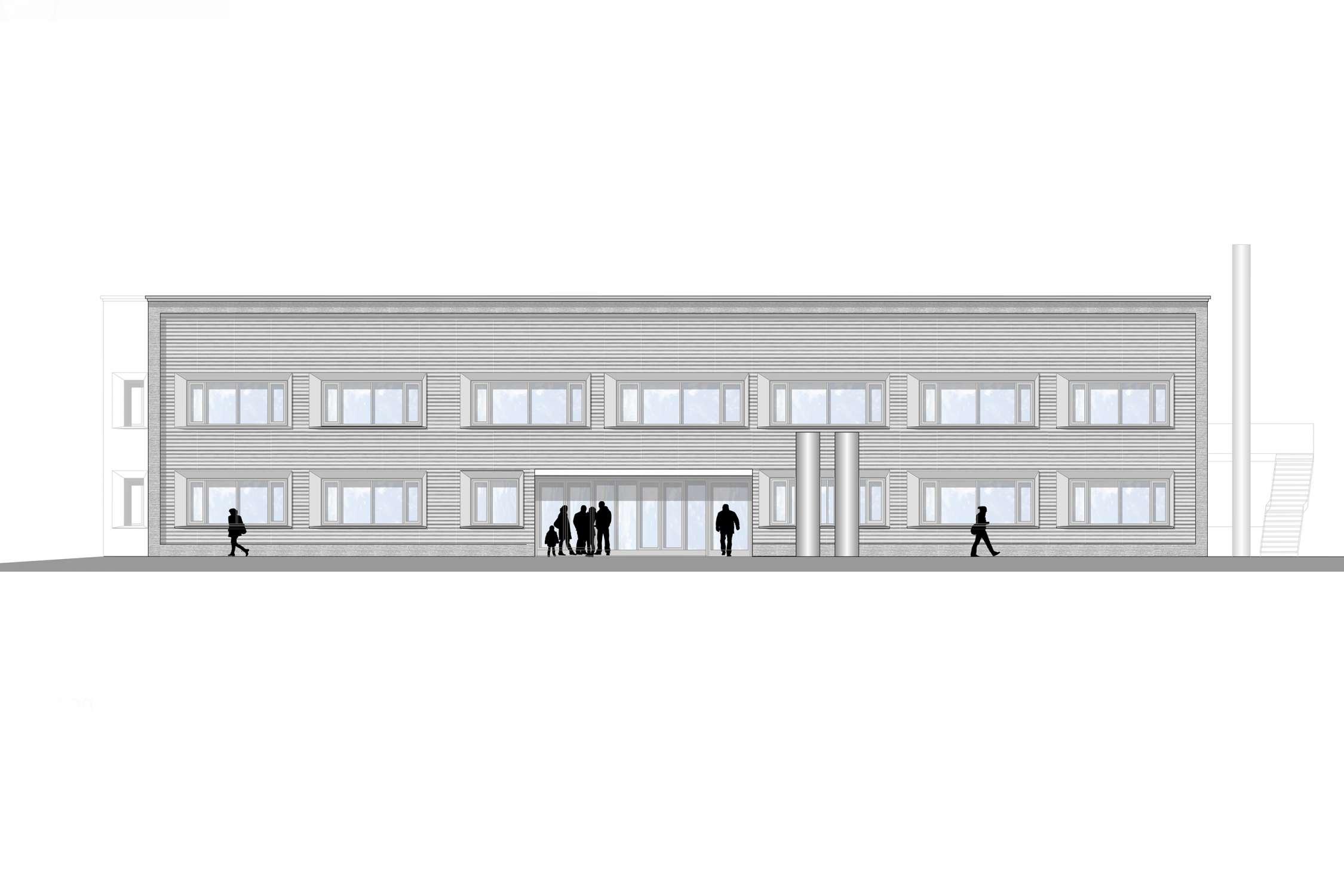 Kernsanierung Büro – und Verwaltungsgebäude  (3)