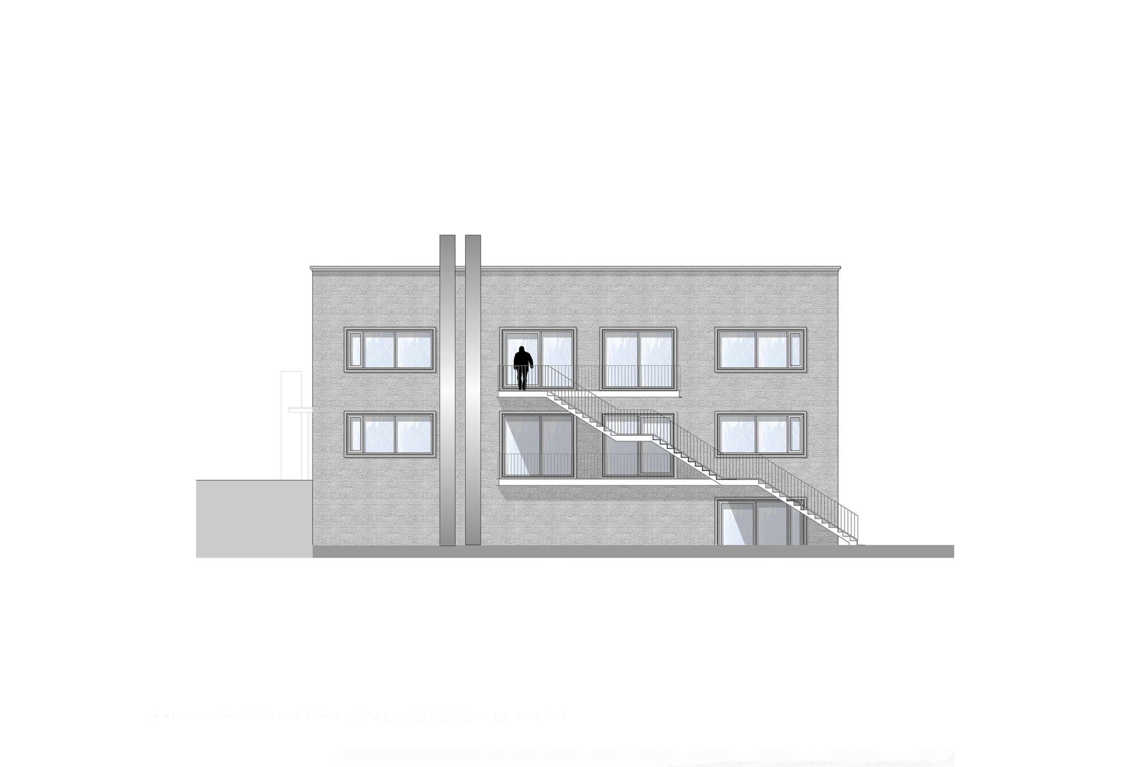 Kernsanierung Büro – und Verwaltungsgebäude  (2)