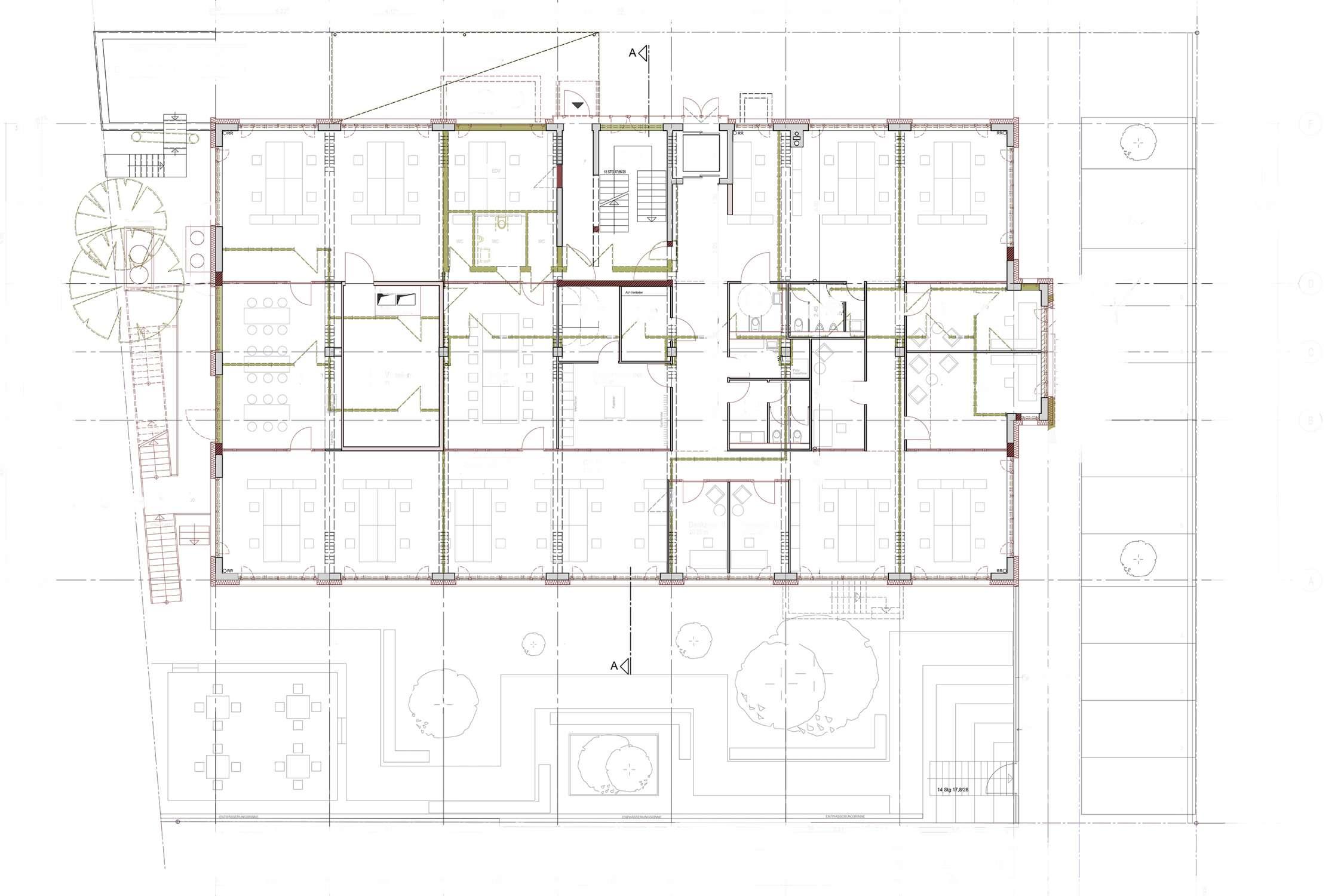 Kernsanierung Büro – und Verwaltungsgebäude  (6)
