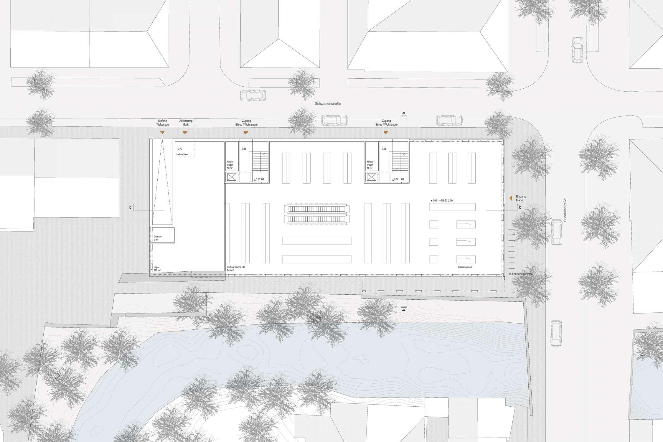 Wohn- und Geschäftshaus Schwanenstrasse (5)