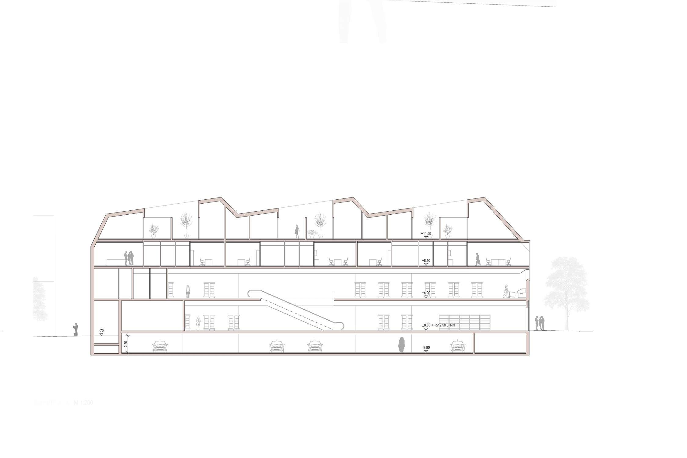 Wohn- und Geschäftshaus Schwanenstrasse (4)