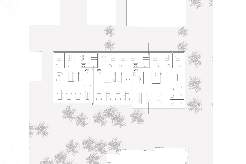 Wohn- und Geschäftshaus Schwanenstrasse (6)