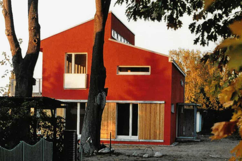 Wohnhaus P