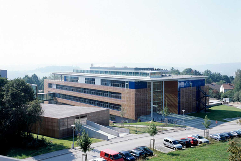 Parkdeck Max-Planck-Campus