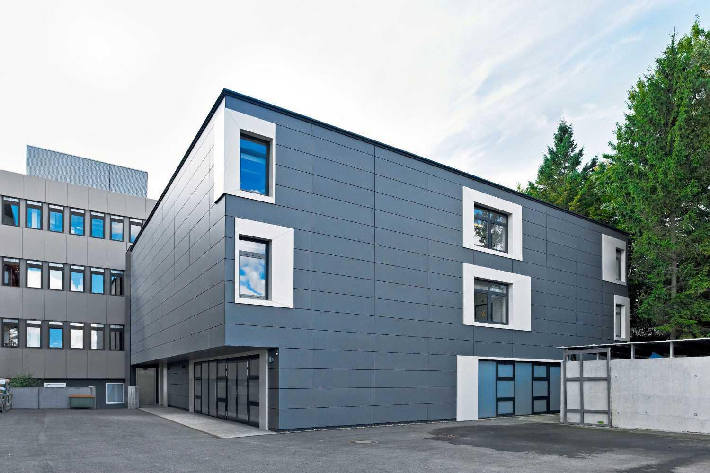Energetische Sanierung Friedrich-Miescher-Laboratorium