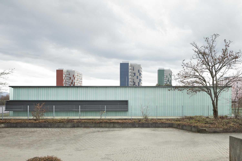 Sanierung Technikzentrale Hallenbad Nord