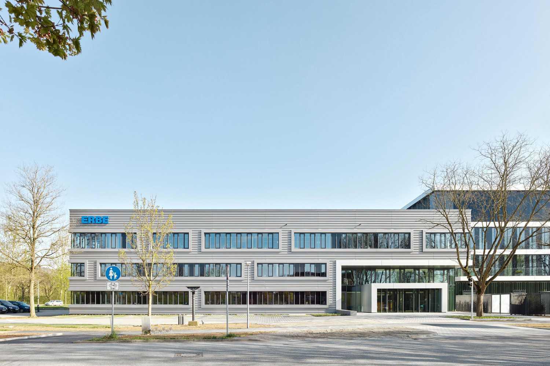 Umbau und energetische Sanierung Verwaltungsgebäude
