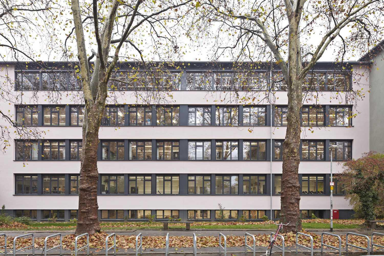 Sanierung und Umbau Kepler-Gymnasium