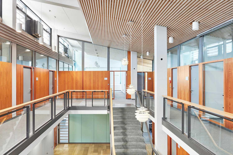 Umbau und Sanierung Büroflächen