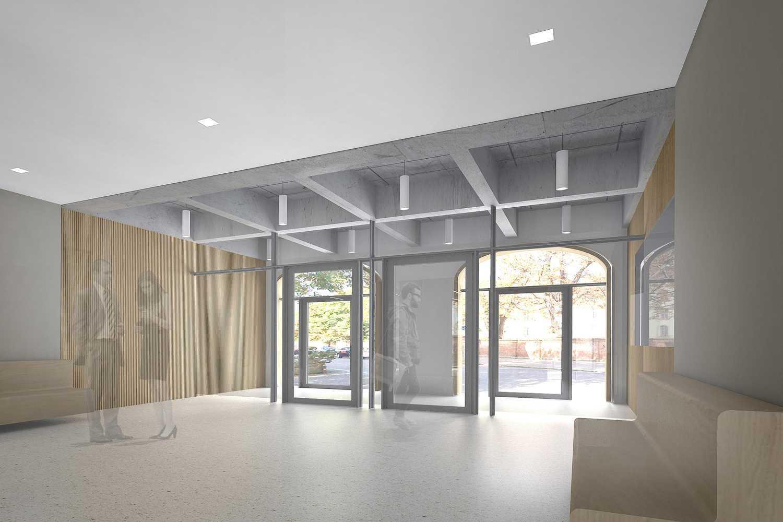 Denkmalpflegerische Sanierung und Umbau Amts-, Nachlass- und Betreuungsgericht