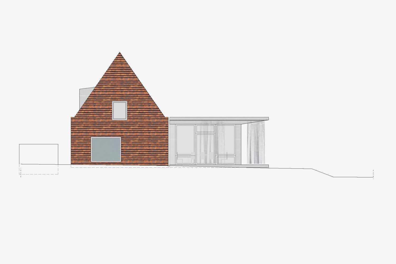 Anbau und Sanierung WohnhausA