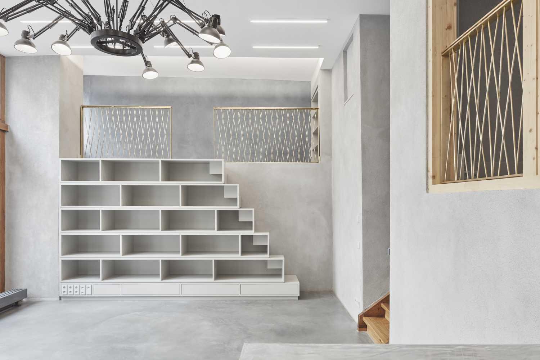 Umbau und Anbau Wohn- und Geschäftshaus
