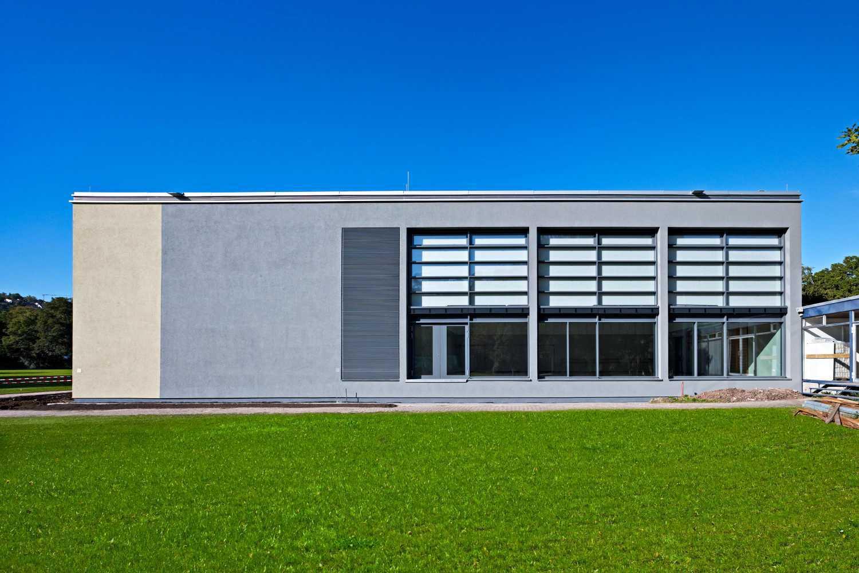 Sanierung Gymnastikhalle und Büros Sportinstitut
